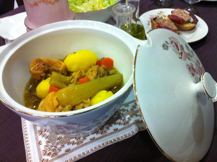 8º Encuentro de la Sociedad Gastronómica La Calendureta