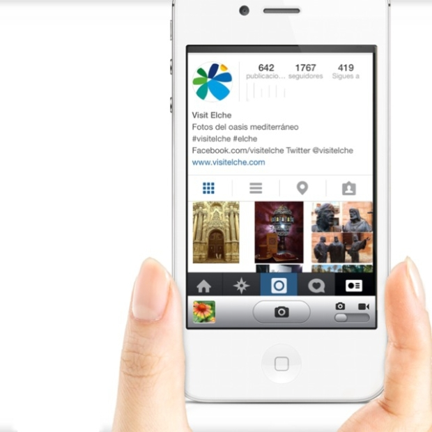 Visit Elche Instagram