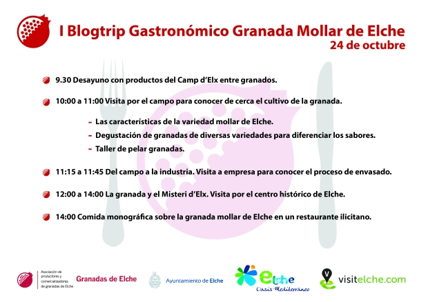 blogtrip granadas
